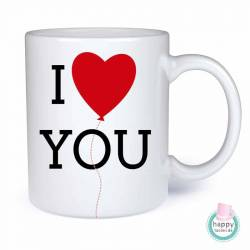 Tasse - I love you